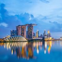 东方航空 上海直飞新加坡5天往返含税