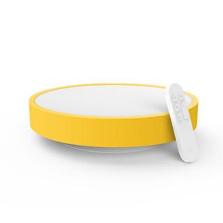Yeelight 小米生态链 LED吸顶灯 黄色青春版