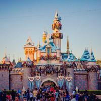 美国洛杉矶 迪士尼主题乐园