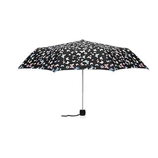 FULTON 英国 女士超轻变色晴雨伞 设计折叠伞 Magic-Butterfly