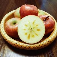 诗慕 新疆阿克苏冰糖心苹果 5斤 直径70-80mm