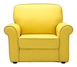 KUKa 顾家家居 糖果色儿童沙发 六色可选