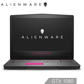 外星人Alienware17C-R2848 17.3英寸眼球追踪游戏笔记本电脑(i7-7820HK 16G 1TSSD+1T GTX1080 8G独显 QHD)