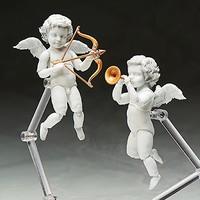 figma 桌上美术馆系列 天使像 可动人型