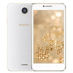 康佳 D5  全网通4G 白色 移动联通电信4G手机 双卡双待