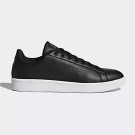 限尺码 : adidas 阿迪达斯 Cloudfoam Advantage Clean 男款休闲运动鞋
