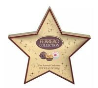 FERRERO ROCHER 费列罗 Star Gift Box 混合口味巧克力礼盒 132g