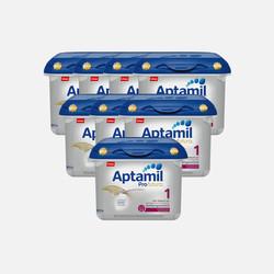 Aptamil 爱他美 Profutura 白金版1段婴幼儿奶粉 (德版) 800g*8罐