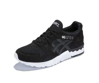 ASICS 亚瑟士 1193A023-100 男士休闲运动鞋 黑色 36