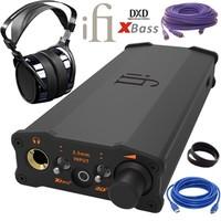 HiFiMAN 头领科技 HE-400i 头戴式耳机 + iFi Audio Micro iDSD 解码耳放一体机