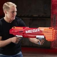 NERF 热火 MEGA系列 B9894 双龙发射器 +凑单品