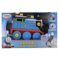 Thomas & Friends 托马斯和朋友 之多多岛修理站