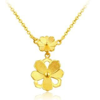 CNUTI 粤通国际珠宝 黄金项链 约5.27g