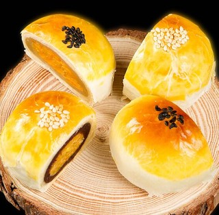 日威 蛋黄酥 40g*4枚