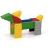 小米 MI 米兔 儿童磁力积木玩具