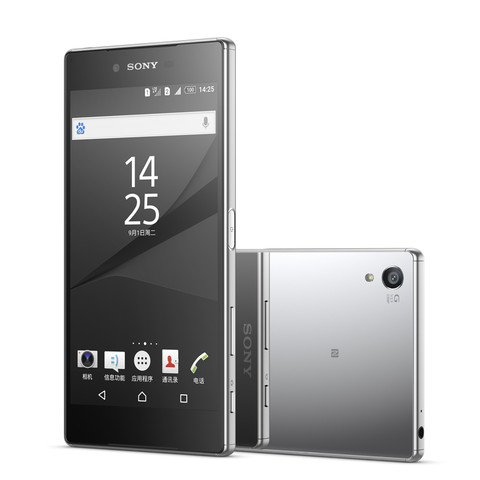 SONY 索尼 Z5 尊享版 E6883 移动/联通4G手机 镜像银