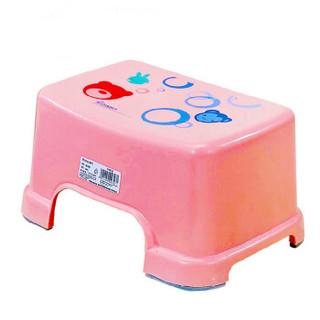 茶花 欧式塑料小凳子 0806 *10件