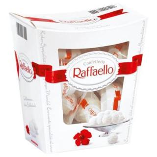 FERRERO ROCHER 费列罗 Raffaello 雪莎椰蓉杏仁酥球白巧克力 230g