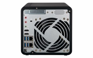 QNAP 威联通 TS-453B NAS存储服务器
