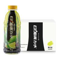 日加满 力水运动饮料(青柠味)600ml*12瓶 *4件