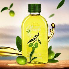 美贝然 橄榄油护肤护发精油 120ml