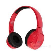 Pioneer 先锋 SE-MJ553BT-R 头戴耳机