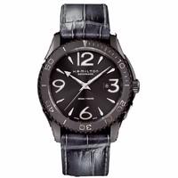 HAMILTON 汉米尔顿 Jazzmaster Seaview H37785685 男士机械腕表