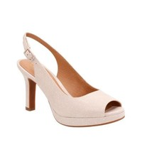Clarks Mayra Blossom 女士高跟鞋