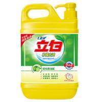 立白 柠檬去油洗洁精(清新柠檬)1.5kg/瓶