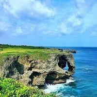 旅游尾单:首都航空 杭州往返冲绳5天往返含税机票