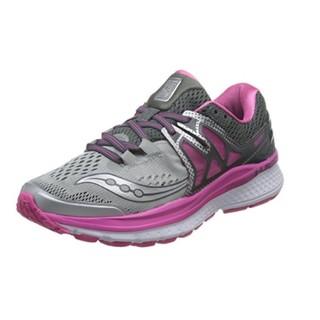 限US 5.5B码 : saucony 圣康尼 HURRICANE ISO 3 女款支撑跑鞋