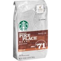 Starbucks 星巴克 Pike Place 派克市场 VIA免煮黑咖啡