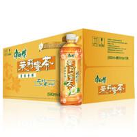 康师傅茉莉蜜茶550ml*15瓶(新老包装自然替换)