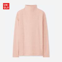 UNIQLO 优衣库 400179 女士摇粒绒高领T恤