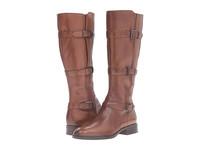 ECCO 爱步 女士真皮15英寸长靴