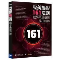 《完美摄影161法则:数码单反摄影技巧精粹》