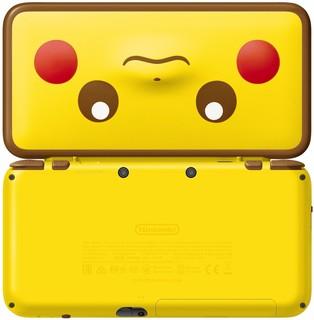 Nintendo 任天堂 New 2DS XL 皮卡丘限定版游戏机