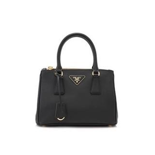PRADA 普拉达 Saffiano Lux Galleria 女士十字纹牛皮手提包