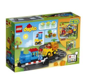 LEGO 乐高 得宝系列 10810 火车套装