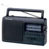 Panasonic 松下 RF-3500e9-K 便携 收音机 302.18元