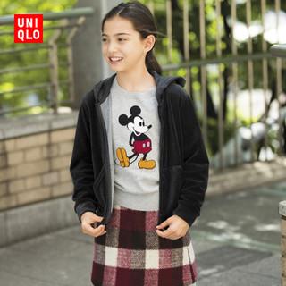 24日0点 :  UNIQLO 优衣库  403537 圆领针织衫