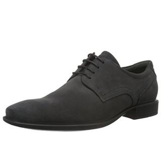 限尺码 : ecco 爱步 Cairo Modern Tie 男士休闲鞋