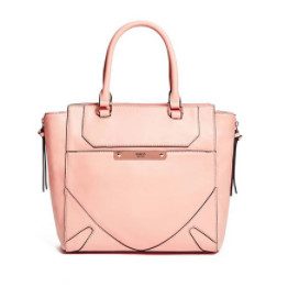 GUESS AMATISTA SATCHEL 都市淑女手拿女包