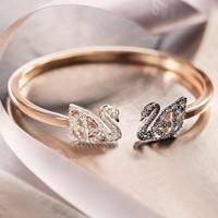 海淘活动:SWAROVSKI美国官网 OUTLET区开放 精选项链、戒指、手环等饰品