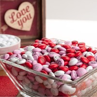 情人节礼物、海淘活动:my m&m's美国官网 Bulk Candy 定制巧克力豆 限时促销