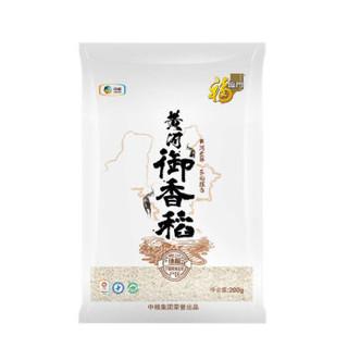 福临门 黄河御香稻 宁夏米 大米 中粮出品 200g