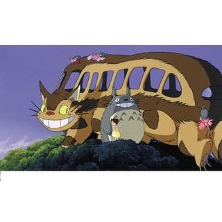 GUND 《龙猫》巴士公车毛绒玩偶