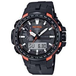 CASIO 卡西欧 PROTREK系列 PRW-6100Y-1 太阳能电波登山腕表