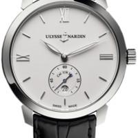 ULYSSE NARDIN 雅典 Classico 经典系列 3203-136-2/30 男士机械腕表
