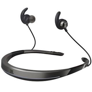 JBL UA Flex 颈带式蓝牙耳机 黑色
